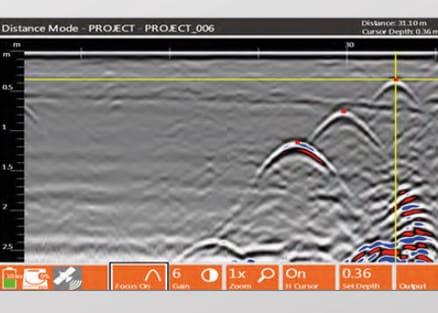SIR 4000 2D screen capture